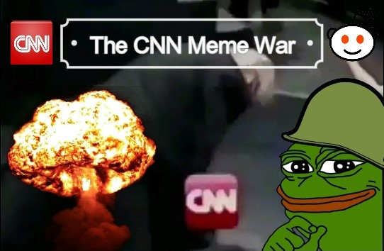 CNN Meme War